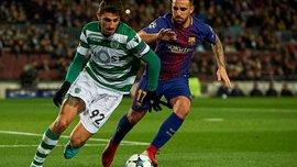 Барселона — Спортінг — 2:0 — відео голів та огляд матчу