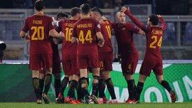 Рома – Карабах – 1:0 – Видео гола и обзор матча