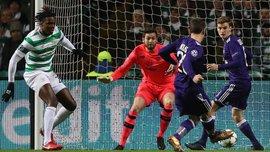 Селтик – Андерлехт – 0:1 – Видео гола и обзор матча