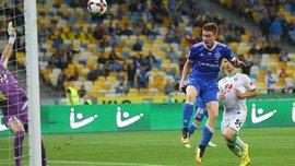 Циганков провів 50 матч за Динамо