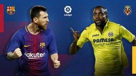 Вильяреал – Барселона: 2 лучших бомбардира Примеры сыграют друг против друга