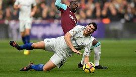 Вест Хэм – Челси – 1:0 – Видео гола и обзор матча