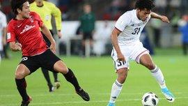 Клубный ЧМ-2017: Аль-Джазира победила Ураву и стала соперником Реала в полуфинале