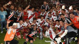 Ривер Плейт второй раз подряд стал обладателем Кубка Аргентины
