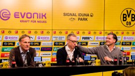 Штегер – новый главный тренер Боруссии Дортмунд