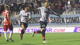 Нападающий Карпат Рибас забил очередной победный гол за Патронато в Суперлиге Аргентины