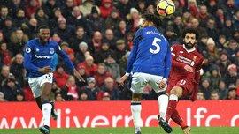 Ліверпуль — Евертон — 1:1 — Відео голів та огляд матчу