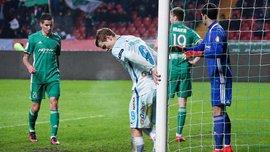 Кокорин поразил сумасшедшим фейлом в матче Ахмат – Зенит: промах года на 3,5 млн евро?