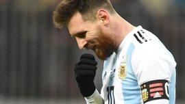 Мессі: Спогади про матч з Німеччиною завжди будуть з нами