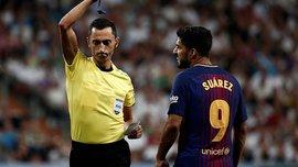 Реал – Барселона: матч судитиме Хосе Санчес Мартінес