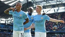 Суонсі – Манчестер Сіті – 0:4 – Відео голів та огляд матчу