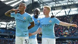 Суонси – Манчестер Сити – 0:4 – Видео голов и обзор матча