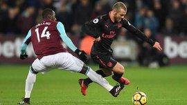 Вест Хэм – Арсенал – 0:0 – Видео и обзор матча