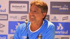 Главный тренер Гремио: Я был лучшим игроком, чем Роналду