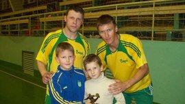 Федецкий, Сачко и Михалик сыграют на футзальном турнире в Луцке