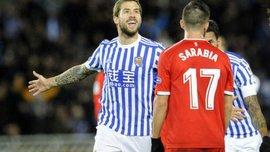 Реал Сосьедад – Севилья – 3:1 – видео голов и обзор матча