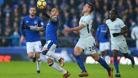 Эвертон – Челси – 0:0 – видеообзор матча