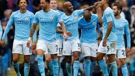 Символическая сборная первой половины сезона АПЛ 2017/18 – версия Goal.com, где доминирует Манчестер Сити