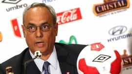 Екс-президент Федерації футболу Перу визнаний невинним у справі про корупцію ФІФА