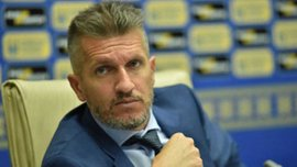 Гельзин обсудил с Баранкой матч дублеров Карпат и Олимпика