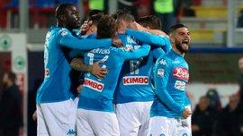 Кротоне – Наполи – 0:1 – видео гола и обзор матча