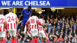 Челсі – Сток Сіті – 5:0 – відео голів та огляд матчу