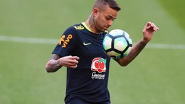 Луан – найкращий футболіст Південної Америки у 2017 році