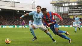 Кристал Пэлас – Манчестер Сити – 0:0 – видеообзор матча