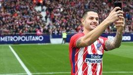 Витоло прокомментировал переход в Атлетико