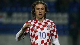 Модріч став найкращим хорватським футболістом 2017 року, повторивши рекорд Шукера