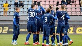 Маріуполь зіграє проти ФК Работнічкі
