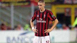 Защитник Милана Конти вскоре вернется на поле