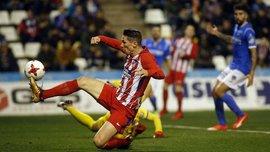 Кубок Испании: Атлетико разгромил Льейду, Диего Коста забил в дебютном матче после возвращения