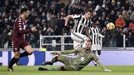 Ювентус – Торино – 2:0 – видео голов и обзор матча