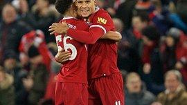 Ливерпуль – Эвертон – 2:1 – видео голов и обзор матча