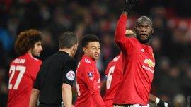 Манчестер Юнайтед – Дерби – 2:0 – видео голов и обзор матча
