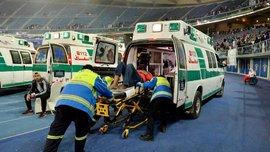 Близько 20 людей отримали травми через пошкодження огородження на стадіоні в Кувейті
