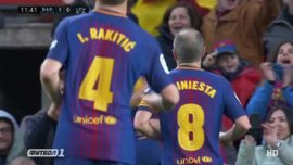 Барселона – Леванте – 3:0 – видео голов и обзор матча