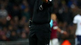 Арбитр Дин признал свою ошибку в моменте с пенальти во время матча Вест Бромвич – Арсенал, – глава комитета арбитров ФА
