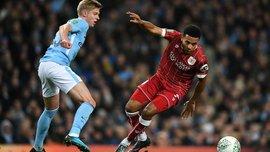 Кубок англійської ліги: Манчестер Сіті вирвав перемогу у Брістоль Сіті – Зінченко відіграв майже увесь матч