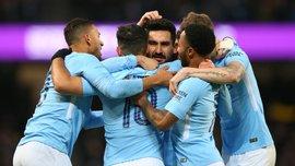 Манчестер Сити – Бристоль Сити – 2:1 – видео голов и обзор матча