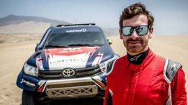 """Віллаш-Боаш потрапив в аварію і завершив виступи в ралі """"Дакар"""""""