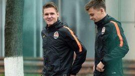 Игрок Шахтера U-21 Зинкевич отправится на сборы с Александрией