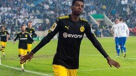 Ісак покидає Борусію Д – на форварда претендують 2 клуби