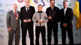 ВОТФ наградило лучших тренеров украинских лиг в 2017 году