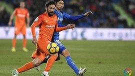 Хетафе – Малага – 1:0 – відео гола та огляд матчу