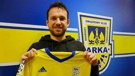 Богданов дебютировал за Арку