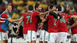 ЧАН-2018: Збірна Марокко розгромила Мавританію у матчі-відкритті