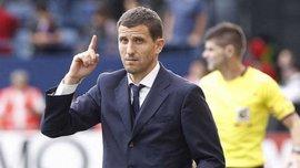 Эспаньол может пригласить Грасию на пост главного тренера