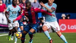 Леванте – Сельта – 0:1 – видео гола и обзор матча